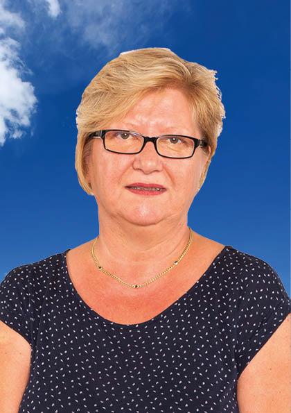 Carmen Bartels, Schatzmeisterin