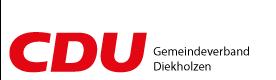 CDU Gemeindeverband Diekholzen Logo
